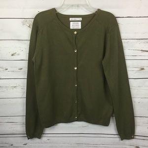 Zara Girl's Cardigan Sweater, Size 13-14